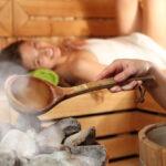 Bock auf Massage